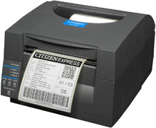 Citizen CL-S521-PF-GRY Barcode Printer