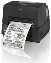 Citizen CL-S6621UGWN Barcode Label Printer