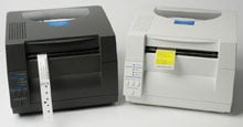 Citizen CLP-521Z-GRY Barcode Label Printer