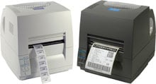 Citizen CLP-621-GRY Barcode Label Printer