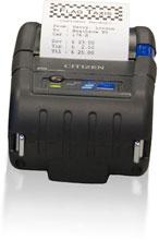 Citizen CMP-20BTUM Portable Barcode Printer