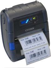 Citizen CMP-30IILWFUC Portable Barcode Printer