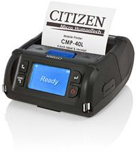 Citizen CMP-40L Portable Printer