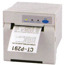 Citizen CT-P291ALUWHNN Receipt Printer