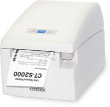 Citizen CT-S2000L Barcode Label Printer