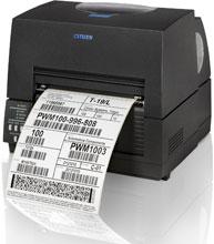 Citizen CL-S6621EGWC Barcode Label Printer