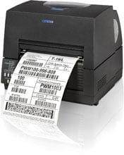 Citizen CL-S6621EGWP Barcode Printer