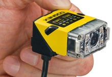 Cognex DataMan 260 Series Compact Fixed-mount Barcode Reader