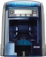 Datacard 535500-300 ID Card Printer