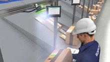 Datalogic Matrix 320 Stationary Industrial Scanner