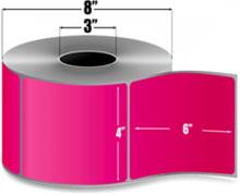 Datamax-O'Neil 420970-FLP-R Barcode Label