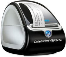 Photo of Dymo LabelWriter 450 Turbo