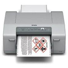 Epson C11CC68122 Color Label Printer