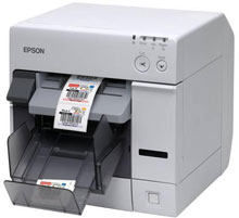 Epson C31CD54011 Color Label Printer