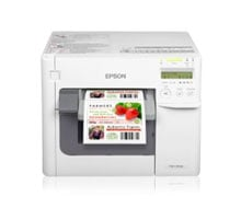 Epson ColorWorks TM-C3500 Barcode Label Printer
