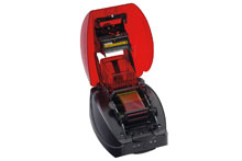 Photo of Evolis Badgy ID Card Printer System