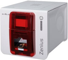 Photo of Evolis Zenius ID Printer Ribbon