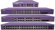 Extreme Networks X430 Series Ethernet Switch