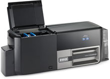 Fargo DTC5500LMX Card Printer