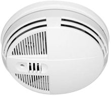 Photo of GE Security 400 Series Smoke Detector