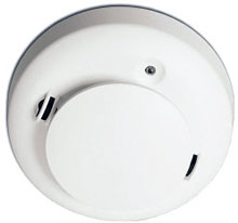 Photo of GE Security 541NBXT Smoke Detector