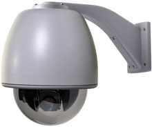 GE Security Legend IP Dome Series