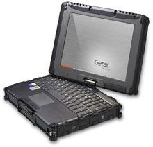 Getac VWD128 Rugged Laptop Computer