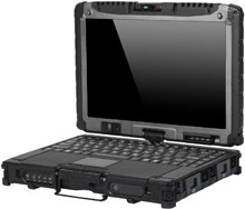 Getac VLK115 Rugged Laptop Computer