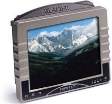 Photo of Glacier E5000