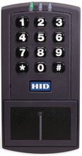 HID 4045CGNU0 Access Control Card Reader