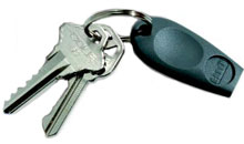 Photo of HID HIDT1345-Keyscan 36 bit HID Key Fob