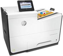 HP PageWide Enterprise 556dn Printer