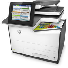HP PageWide Enterprise Color 586dn Multifunction Printer