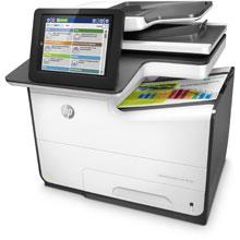 HP PageWide Enterprise Color 586f Multifunction Printer