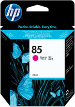 Photo of HP InkJet Cartridges