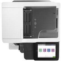 HP LaserJet Enterprise M631z Multifunction Printer