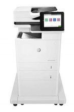 HP LaserJet Enterprise M632fht Multifunction Printer