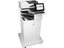 HP LaserJet Enterprise Flow M632z Multifunction Printer