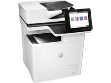 HP LaserJet Enterprise M633fh Multifunction Printer