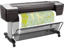 HP DesignJet T1700 44-in Printer