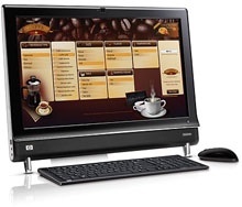 HP TouchSmart 9100 Touchscreen