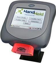 Hand Held ImageKiosk 8570 Terminal