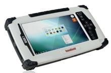 Handheld Algiz 7 Tablet Computer