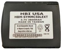 Harvard Battery HBM-SYMMC50LEXT