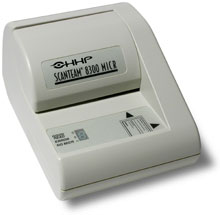 Honeywell 8300-2112 MICR Check Reader