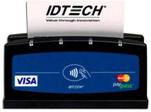ID Tech IDCA-36XX Credit Card Reader
