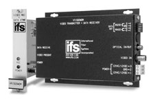 Photo of IFS VR1500WDM Video Transceiver