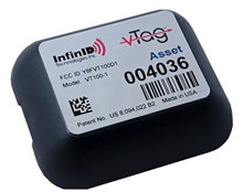 InfinID INF-VT100-A6-TAA RFID Tag