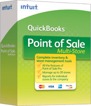 Intuit POS-MULTI-STORE POS Software