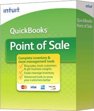 Intuit QuickBooks Point of Sale Basic POS Software